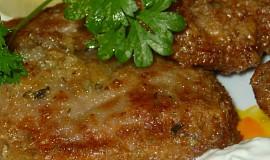 Mozeček v bramborákové krustě, s tzatziky