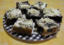 Borůvkový koláč-rychlovka