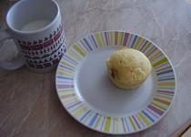 Jogurtové muffiny s banánem