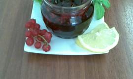 Třešňová marmeláda se směsí ovoce