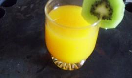Pomerančovo-citronový džus