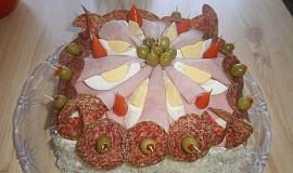 Slaný dortík