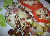 Finské brambory