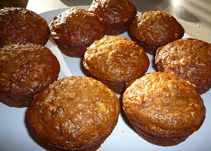 hotové muffinky