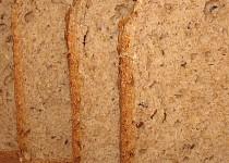 Kváskový chléb s bramborovou moukou