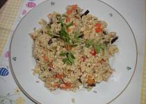 Rizoto s čínskou zeleninou