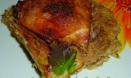Kuře na bábě