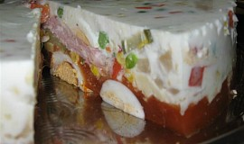 Velikonoční dort Neapol