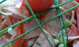 Bavorský uzeninový salát