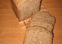 Špaldový kváskový chléb