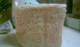 Chléb z ovesných vloček s kmínem