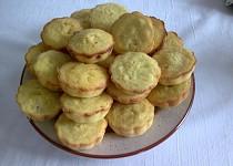Rýžové muffiny