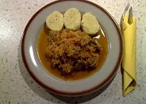 Dietní segedínský guláš s krůtím masem