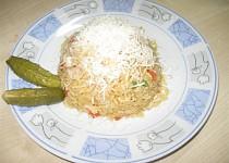 Hedvábné rizoto
