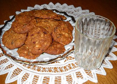Sušenky na sklenky