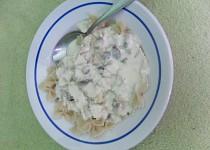 Sýrová omáčka k těstovinám