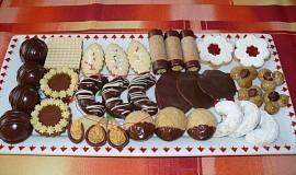 Čokoládové rohlíčky