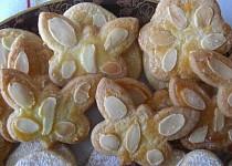 Křupavá mandlová vajíčka