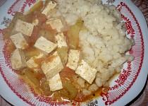 Tofu paprikáš