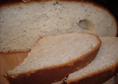 Nakrájený chlebík