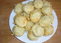 Plněné bulky z listového těsta