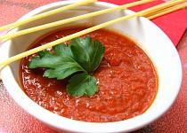 Rajčatová omáčka na těstoviny z PH