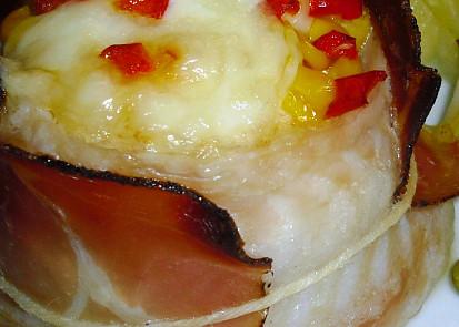 Pangasius zapečený s kukuřicí a mozzarellou