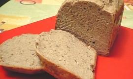 Chléb s pohankovou moukou