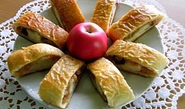 Jablkový závin