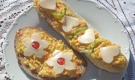 Pomazánka z mrkve a celeru