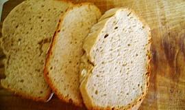 Chléb s podmáslím