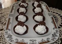 Čokoládové košíčky
