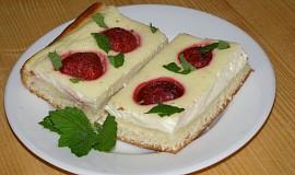 Kynutý koláč s krémem