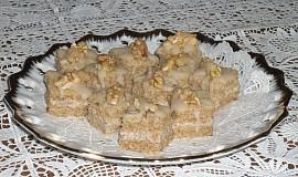 Ořechové řezy ledové