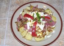 Francouzské brambory bez zapékání