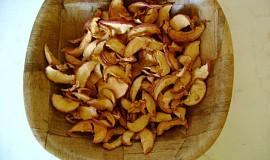Sušená jablka
