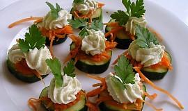 Okurkové chuťovky