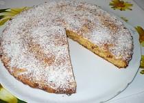Jablkový koláč - dia