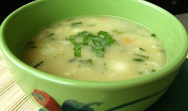 Květáková polévka  II