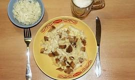 Těstoviny se sýrem II.