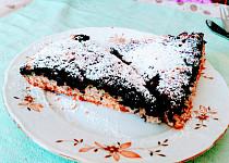 Bleskový koláč pro kulatý koláčový plech