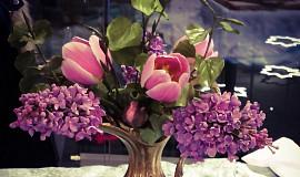 Cukrové květy ze světové soutěže