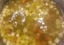 Zeleninová polévka (vývar)