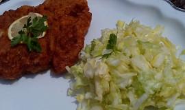 Jarní zelný salát