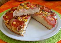 Pizza 3 - těsto