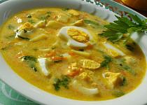 Libečková polévka