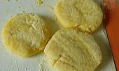 Nekynuté bramborové vdolečky