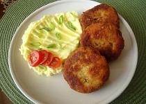 Kapustové karbanátky s masem a sýrem