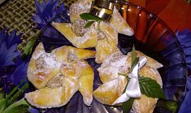 Újezdecké svatební rohové koláčky - retro