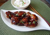 Korejská pálivá křidélka (Hot Wings)
